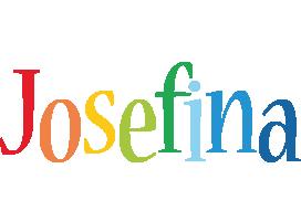Josefina birthday logo