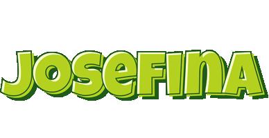 Josefina summer logo