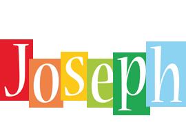 Joseph colors logo
