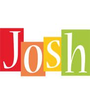 Josh colors logo