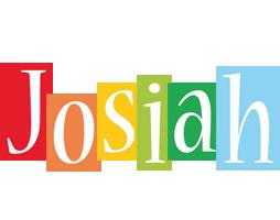 Josiah colors logo