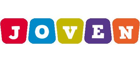 Joven kiddo logo