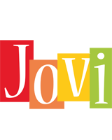 Jovi colors logo
