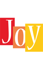 Joy colors logo