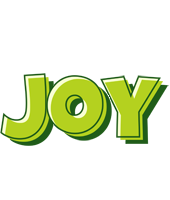Joy summer logo