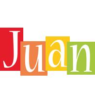 Juan colors logo