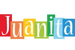Juanita colors logo
