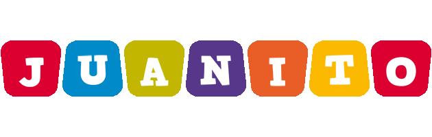 Juanito kiddo logo