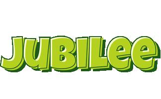 Jubilee summer logo