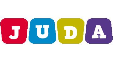 Juda kiddo logo