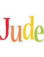 Jude birthday logo