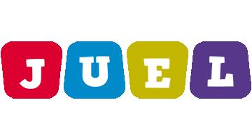 Juel kiddo logo