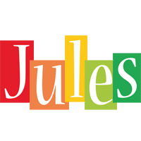 Jules colors logo