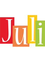 Juli colors logo