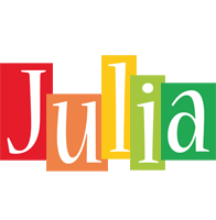 Julia colors logo