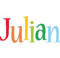 Julian birthday logo