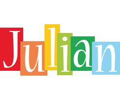 Julian colors logo