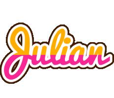 Julian smoothie logo