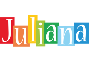 Juliana colors logo