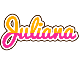 Juliana smoothie logo
