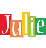Julie colors logo