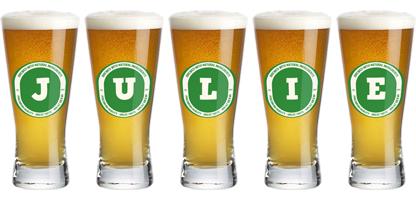 Julie lager logo