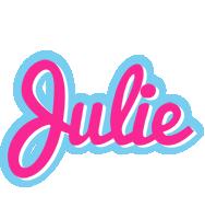 Julie popstar logo