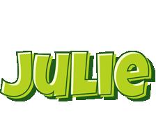 Julie summer logo