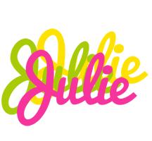 Julie sweets logo