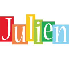 Julien colors logo