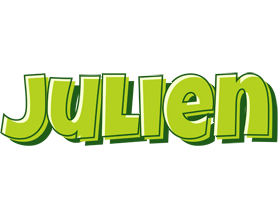 Julien summer logo