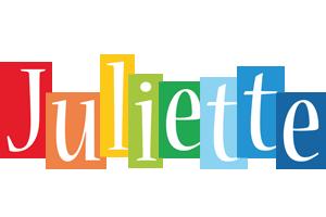 Juliette colors logo