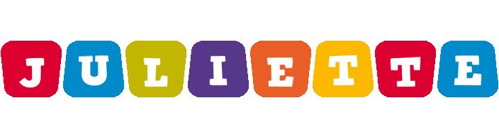 Juliette kiddo logo