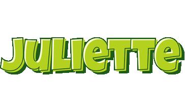 Juliette summer logo
