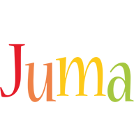 Juma birthday logo