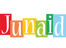 Junaid colors logo