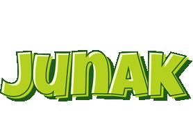 Junak summer logo