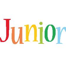 Junior birthday logo