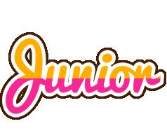 Junior smoothie logo