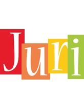 Juri colors logo