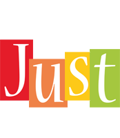 Just colors logo