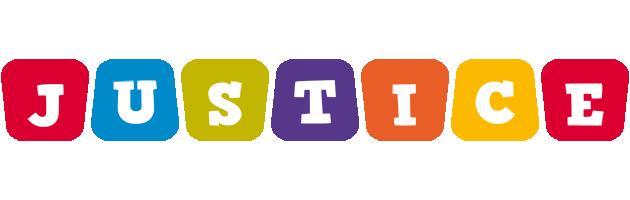 Justice kiddo logo