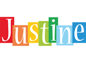 Justine colors logo