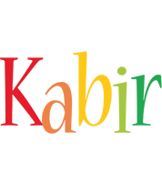 Kabir birthday logo
