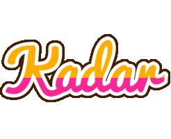 Kadar smoothie logo