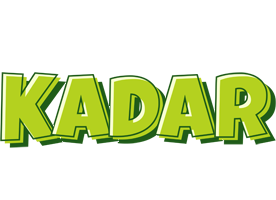 Kadar summer logo
