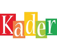 Kader colors logo