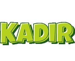 Kadir summer logo