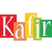 Kafir colors logo