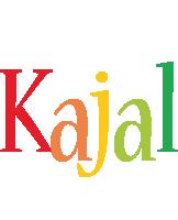 Kajal birthday logo